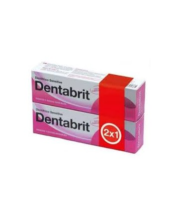 DENTABRIT JUNIOR +6 AÑOS 2X1 50ML