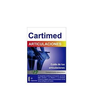 BLUCUBE HEALTHCARE CARTIMED ARTICULACIONES 60 CAP.C.N. 380081