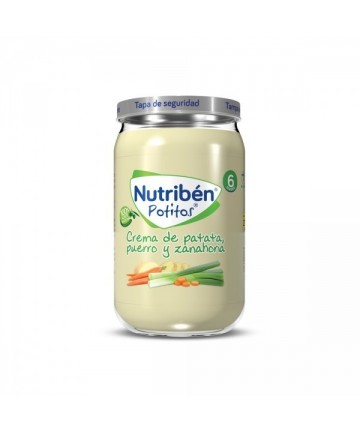 NUTRIBEN POTITO CREMA DE...
