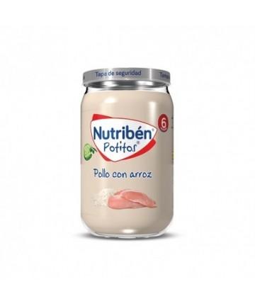 NUTRIBEN POTITO POLLO CON...