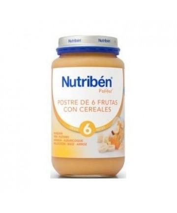 NUTRIBEN POTITO POSTRE DE 6...