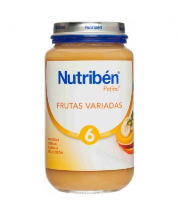 NUTRIBEN POTITO FRUTAS...