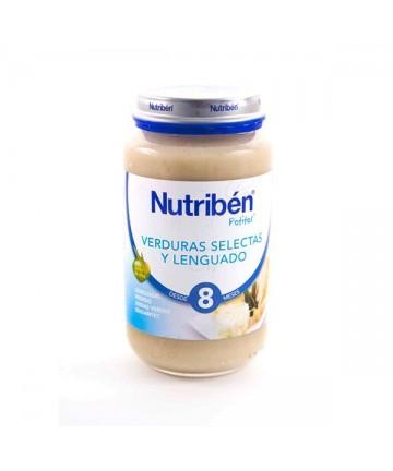NUTRIBEN POTITO VERDURAS...