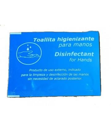 Toallita desinfectante /...