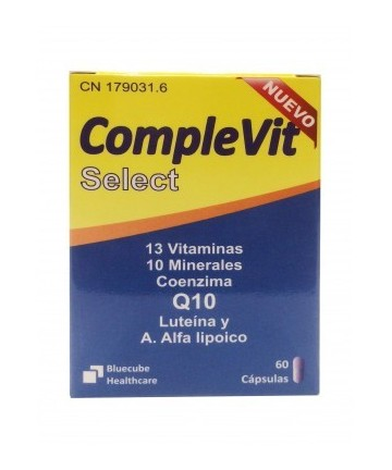 COMPLEVITSELECT 60 CAP....