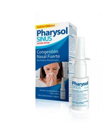 Pharysol Sinus Accion...