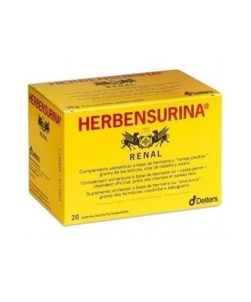 Herbensurina renal 20...
