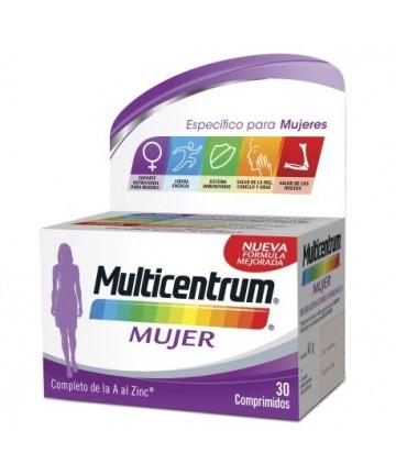 MULTICENTRUM MUJER 30 COMP....
