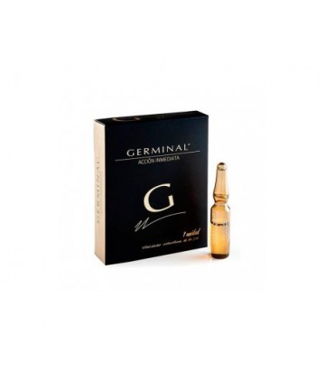 GERMINAL ACCION INMEDIATA 1 AMPOLLA 1.5 ML. C.N. 385740.
